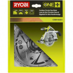 RYOBI 1 Lame 165 mm - 40 dents pour scie circulaire