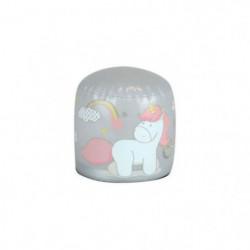 FUN HOUSE Lampe Lanterne Gonflable Licorne Pour Enfant