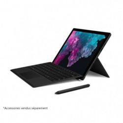 Microsoft Surface Pro 6 Core i5 RAM 8 Go SSD 256 Go - Noir