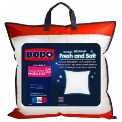 DODO Oreiller Fresh and Soft 60x60cm