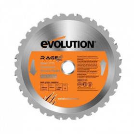 EVOLUTION Lame multi-matériaux Lamrage1 185mm