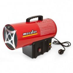 MECAFER Chauffage a gaz avec turbine incorporée 30000 W