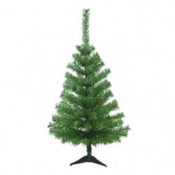 Sapin de Noël artificiel Canada - 90 branches - Ø 45 x H 90 cm
