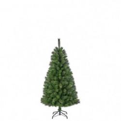 Sapin de Noël Medford - PVC - H 120 x Ø 74 cm - 188 branches