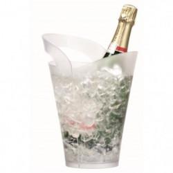 Seau a Champagne Freeze Bag - Plexi - pour 1 bouteille