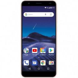 LOGICOM Smartphone Le Moov 2 Rose OR 16 Go