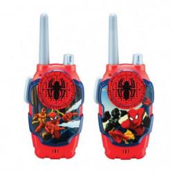 SPIDERMAN Talkie-walkie pour enfant