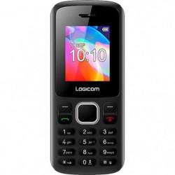 LOGICOM Le POSH 178 Téléphone portable Noir 32 Mo