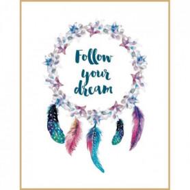 Image encadrée Your Dream - Imprimée haute définition
