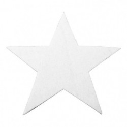 Étoile de Noël 60x60 cm