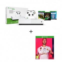 Xbox One S All Digital Refresh 1 To + FIFA 20 Jeu Xbox One