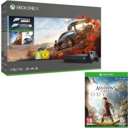 Xbox One X 1 To Forza Horizon 4 + Forza Motorsport 7 + …