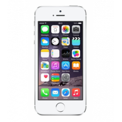 Apple iPhone 5S 32 Argent - Grade A
