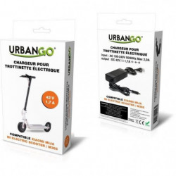 URBANGO Chargeur pour Trottinette électrique