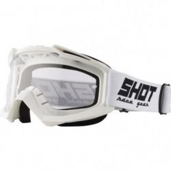 SHOT Lunettes Assault Blanc