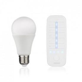 SMARTWARES Ampoule LED Connectée E27 45 W avec Tél