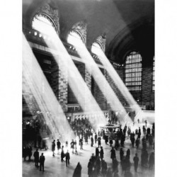 Affiche papier -  Grand Central Station  - Photography