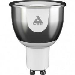 AWOX SmartLIGHT Ampoule spot LED GU10 connectée 4W blanche