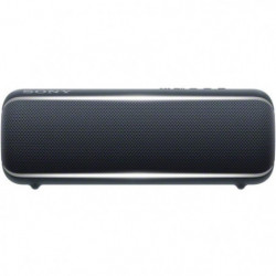 SONY SRSXB22B Enceinte Bluetooth EXTRA BASS 12h Splash proof
