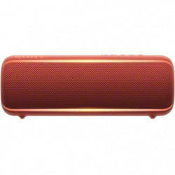 SONY SRSXB22R Enceinte Bluetooth EXTRA BASS 12h Splash proof