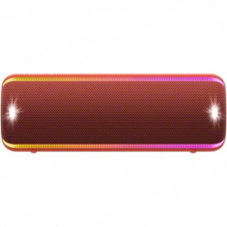 SONY SRSXB32R Enceinte Bluetooth EXTRA BASS 24h Splash proof