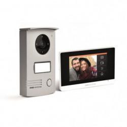 VisioDoor 4.3+ - Interphone vidéo filaire avec moniteur extra