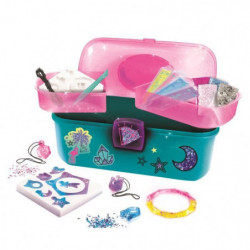CANAL TOYS - STYLE 4 EVER - Crystal'Gel Vanity - Fabrique a
