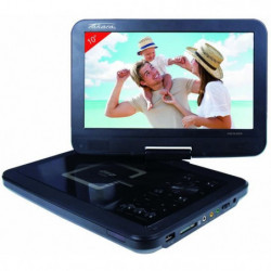 """TAKARA DIV211 Lecteur DVD portable - Ecran 10"""""""