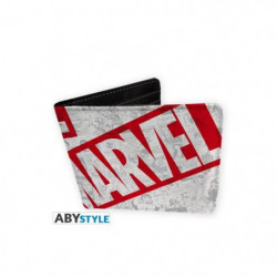 Portefeuille Marvel - Marvel Universe - Vinyle - ABYstyle