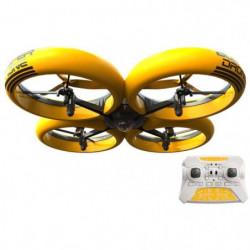 FLYBOTIC Bumper Drone avec caméra HD - Drone Radiocommandé