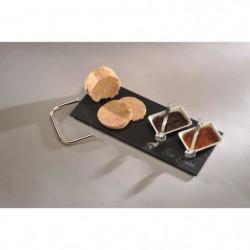 LEBRUN - 921071 - Service a foie gras 6 pieces