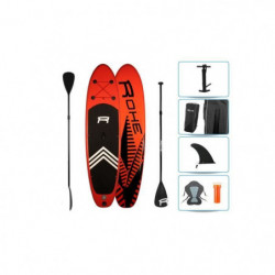 ROHE Pack Paddle Kayak Gonflable Keai 325x76x15cm + siege