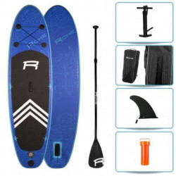 ROHE Pack Paddle Gonflable Havane I - 274x76x13 cm - Bleu