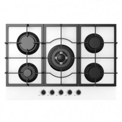 CECTG5GFVW CONTINENTAL EDISON- Table de cuisson Gaz-5 foyers-L