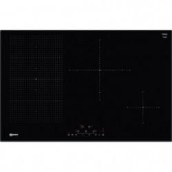 NEFF T58UD10X0 TABLE FLEXINDUCTION - 80CM - 4F - MT 3 - BISEAUX