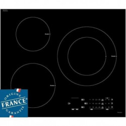SAUTER SPI6300 - Table de cuisson induction - 3 zones - 7200 W