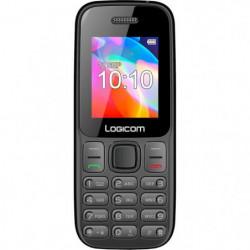 """LOGICOM Le Posh 177 Feature Phone 1,77"""" Noir 32 Mo"""