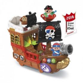 VTECH - TUT TUT Copains - Super Bateau Pirate 2 En 1