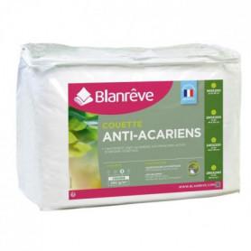 BLANREVE Couette chaude Percale - Anti-acariens - 350g/m² - 140x200