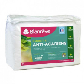 BLANREVE Couette tres chaude Percale  - 420g/m² - 140x200