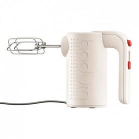BODUM Bistro 11532 Batteur électrique - Blanc
