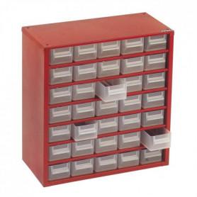 COGEX Casier vide en métal 35 tiroirs