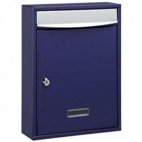 DECAYEUX Boîte aux lettres Bologne bleu