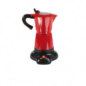 DOMOCLIP DOD117 Cafetiere italienne - Rouge