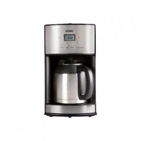 DOMO DO474K Cafetiere filtre avec verseuse isotherme