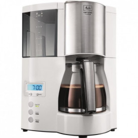MELITTA 100801 Cafetiere filtre programmable