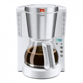 MELITTA 1011-07 Cafetiere filtre programmable Look IV