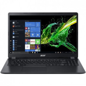 ACER PC Portable - Aspire A315-54K-30BA - 15,6 HD - Intel Core i3