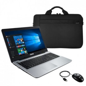 ASUS PC portable R556QA-DM388T - 15'' Full HD - AMD A12-9720P