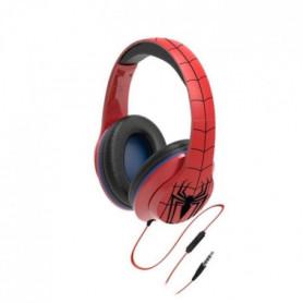 SPIDERMAN casque audio enfant Stéréo - Microphone